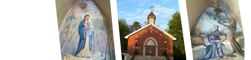 St. Ephrem Syriac Orthodox Church – Sherbrooke, QC